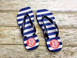 Personalized Flip Flops - MANY STYLES!!