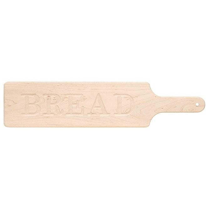 Personalized Bread Board - Monogrammed Bread Board