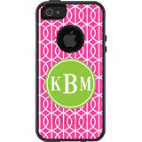 Personalized Otterbox Commuter Cases - All 2 Color patterns