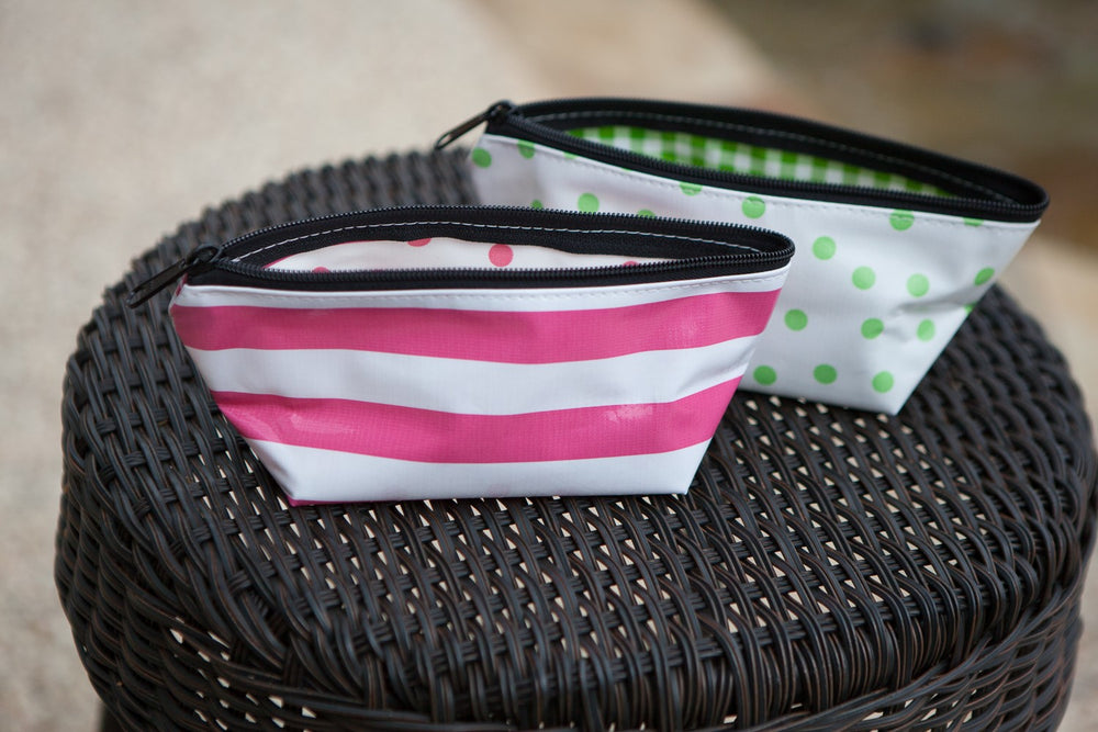 Perfect Little Oilcloth Bags
