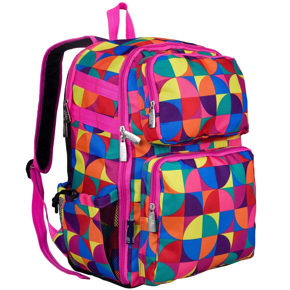 Pinwheel Large Backpack