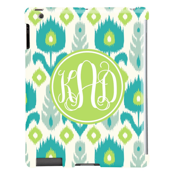 iKat Floral - Snap on Tablet Case