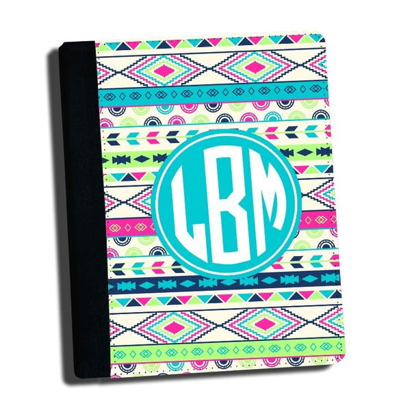 Tribal Brights Tablet Folio Case (iPad, Kindle, Nook)