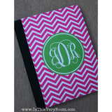 Chevron Stripes iPad/Kindle/Nook Case - inthisveryroom