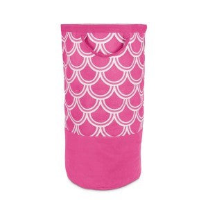 *SOLD OUT* Harbor Bae Pink Tall Laundry Bag - inthisveryroom