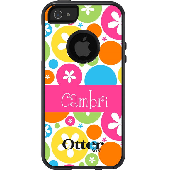 Groovy Flowers - Otterbox Case