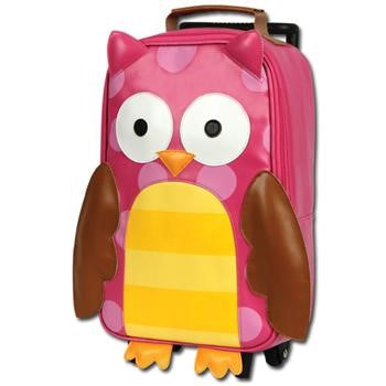 Owl Rolling Backpack