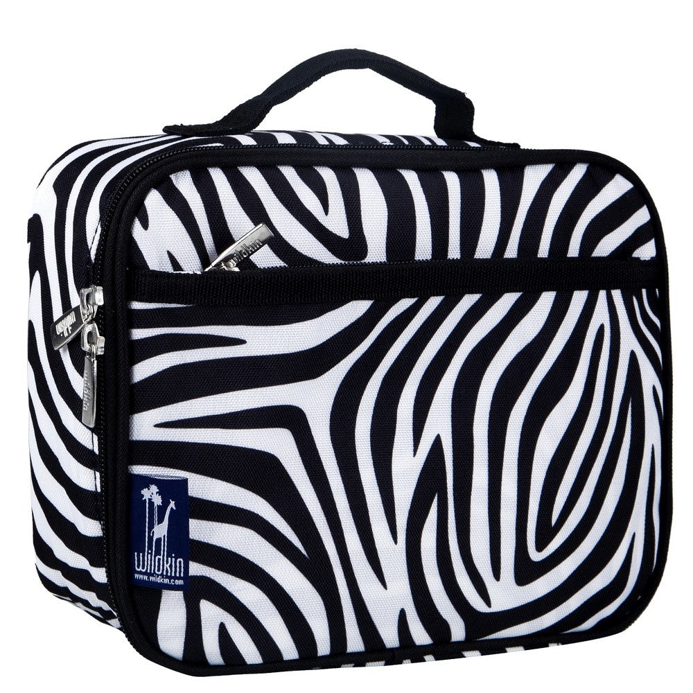 *SOLD OUT* Zebra Lunch Bag - inthisveryroom
