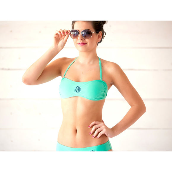 Monogrammed Bathing Suit Tops - Personalized!