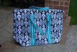 Aztec Large Beach / Travel Bag - inthisveryroom