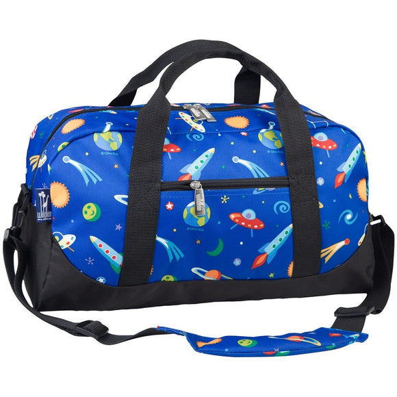 Monogrammed Out Of This World Duffel Bag - Personalized