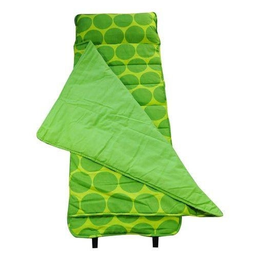 Green Dots Dot Nap Mat by Wildkin