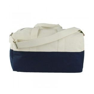 Canvas Small Duffel - Navy