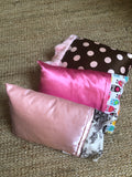 Swankie Blankie Baby Pillows Monogrammed