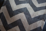 Chevron Jute Table Runner - inthisveryroom