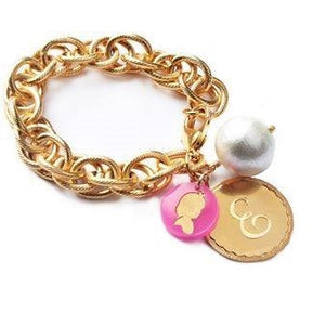 Eden Charm Bracelet by Moon and Lola