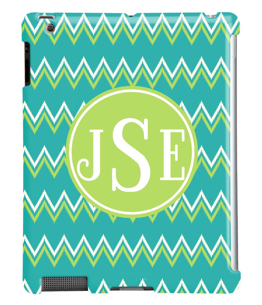 Modern Chevron - Snap on Tablet Case