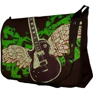 Rocker Messenger Bag by Four Peas