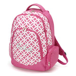 Pink Sadie School Backpack