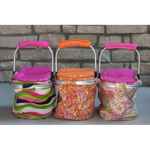 Monogrammed Picnic Coolers - Many Styles