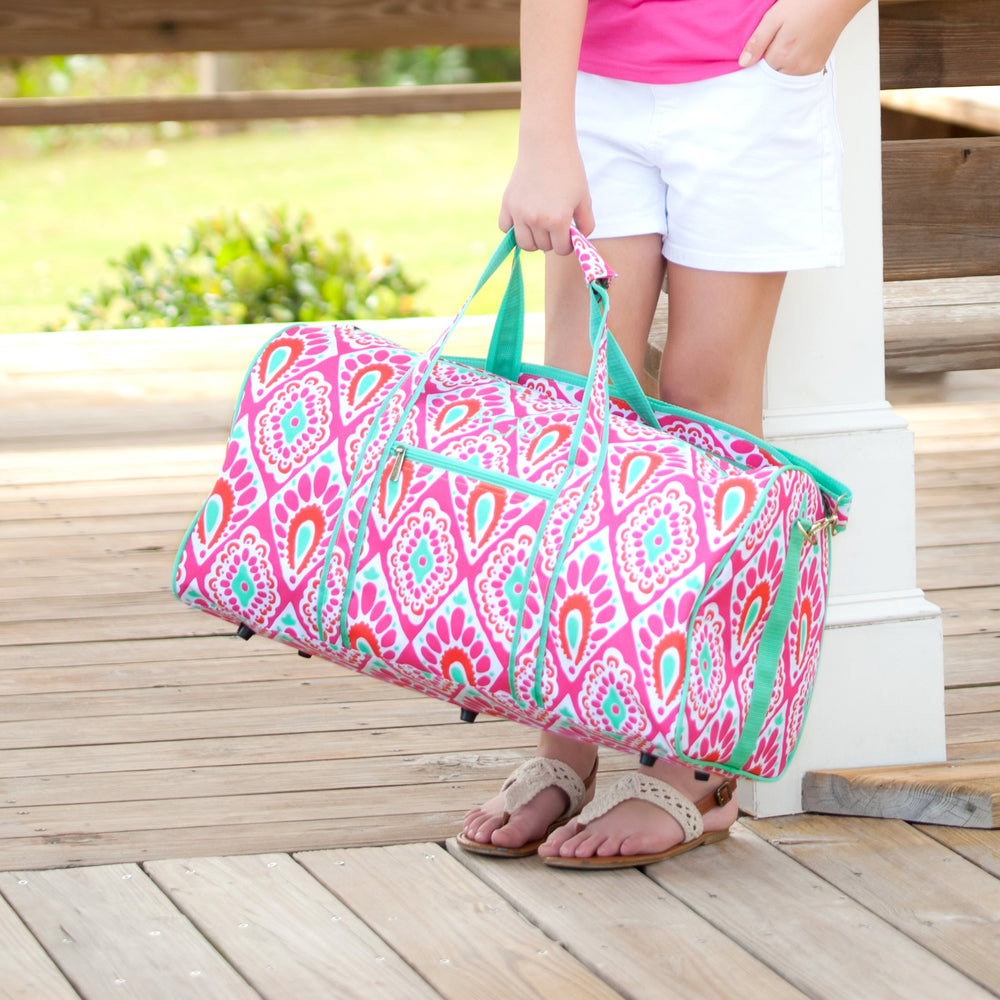 Beachy Keen Travel Duffel Bag
