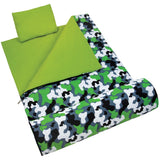 *SOLD OUT* Camo Green Sleeping Bag - inthisveryroom