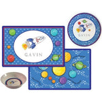 Blast Off! Kids' Dish Set - inthisveryroom
