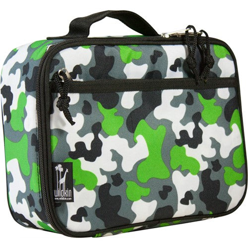 Green Camo Lunch Kit