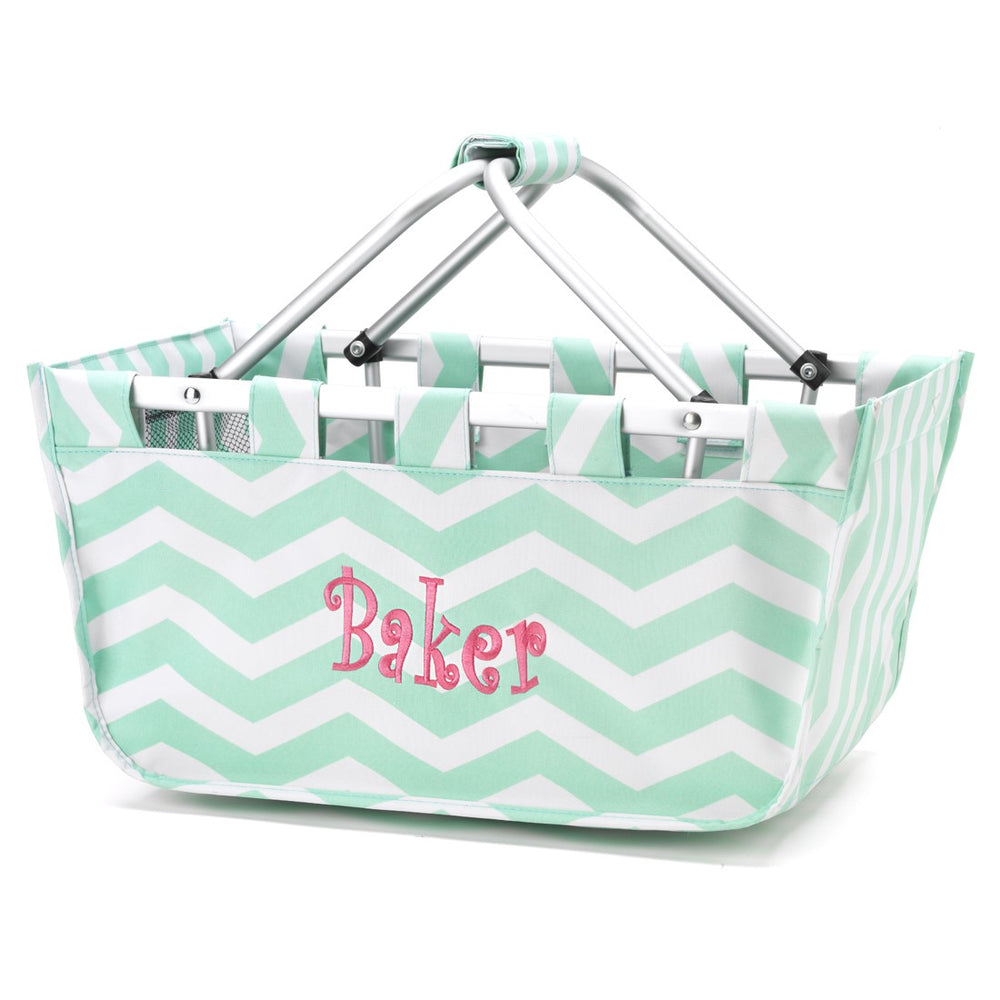 *ALMOST GONE* Chevron Market Totes - Several Color & Sizes