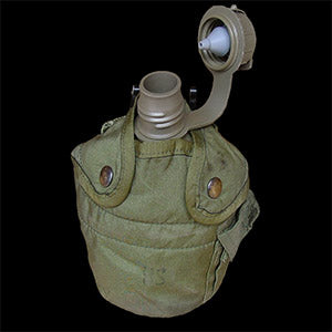 Canteen With Pouch