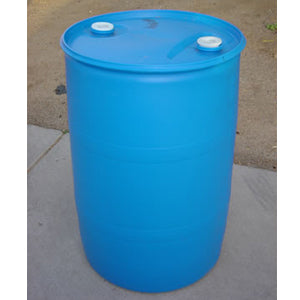 45 gal Blue Barrels