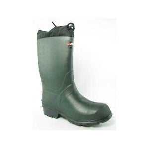 Hunter -40C Forest Green Rubber Boots
