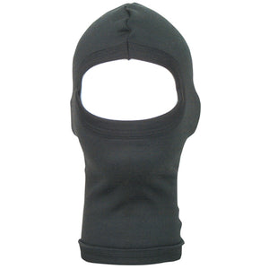 GKS Black Cotton 1 Hole Balaclava