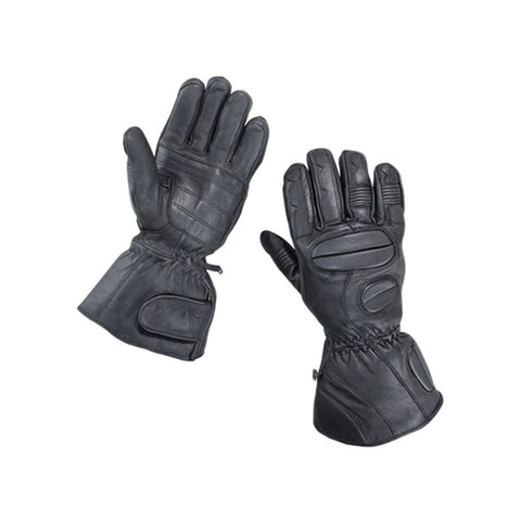 Bullfaster Leather Snowmobile Gloves and Mitts