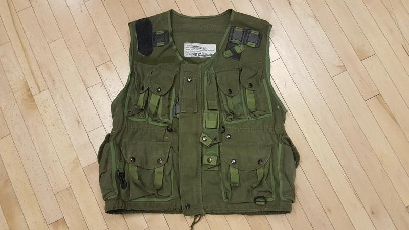 CF Tactical Load Bearing Vest