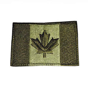 O.D Canadian Sew On Patches