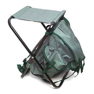 Fishing Stool With Pocket(backpack)