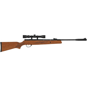 .177 Cal Air Rifle With Scope