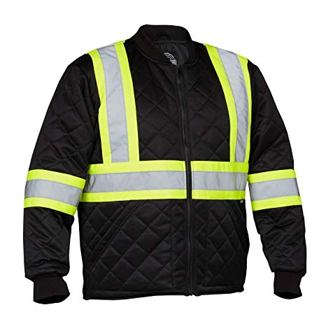 Forcefield Hi Viz Freezer Jacket