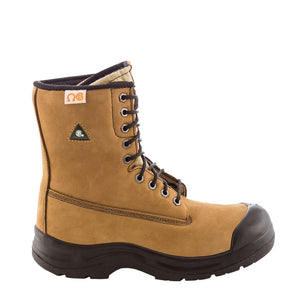 "Nat's 8"" Steel Toe boot"