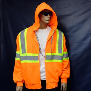Forcefield Safety Hoodie