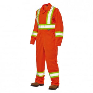 Used Safety Coverall