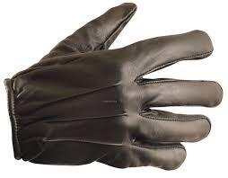 Leather Police Duty Gloves