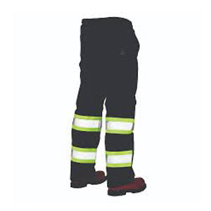Navy Unlined Safety Pants