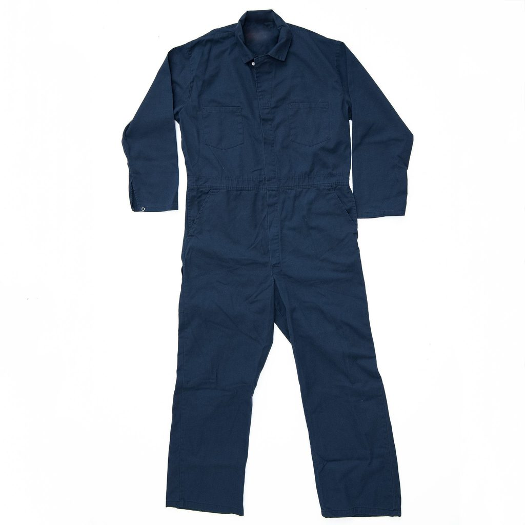 Used Mechanics Coverall