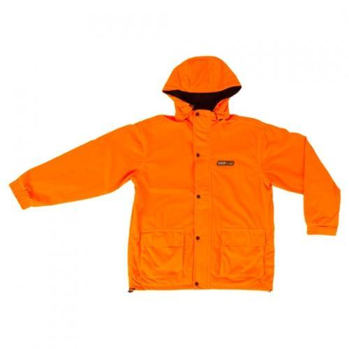 GKS Blaze Orange 6 In 1 Hunting Parka