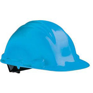 4 Point Ratchet Style Webbing Suspension Hard Hat
