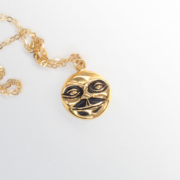Moonman Necklace