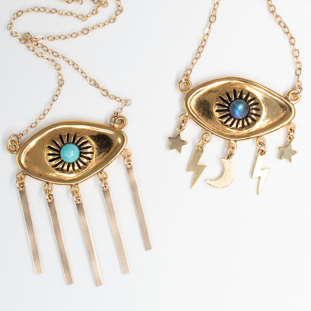 Cosmic Visions Necklace