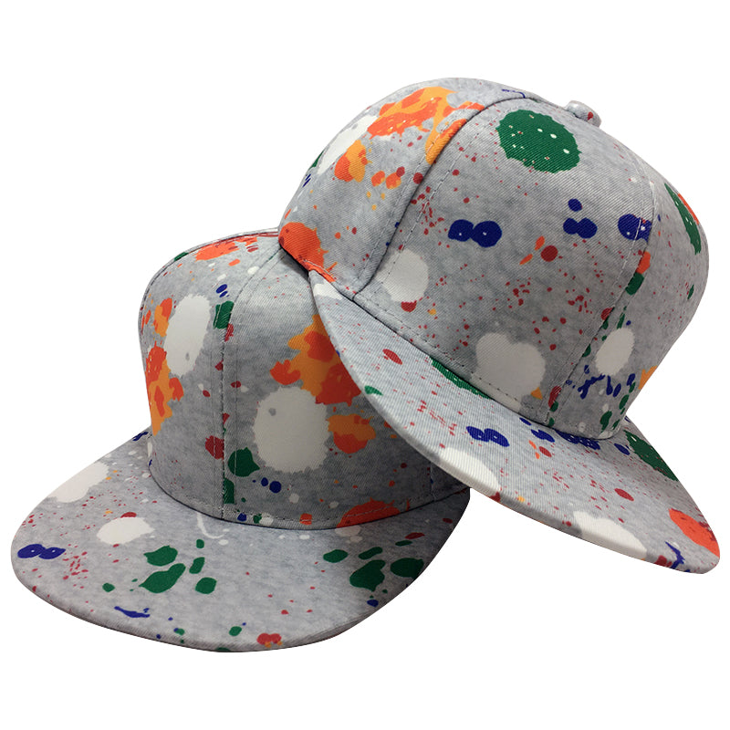 Kids Graffiti Snapback